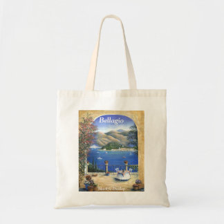 Belliago Lake Como From the Terrace Tote Bag