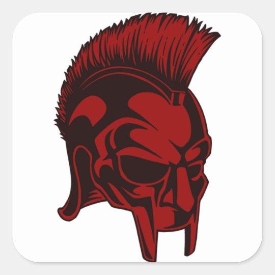 Bellicus Tactical Square Sticker