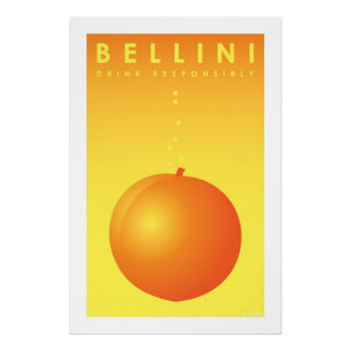 Bellini (Large Archival Paper Poster) Poster