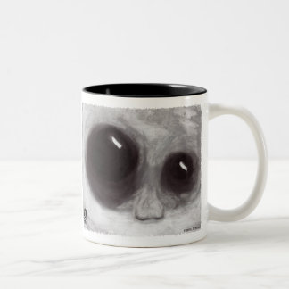 Bellow I Two-Tone Coffee Mug
