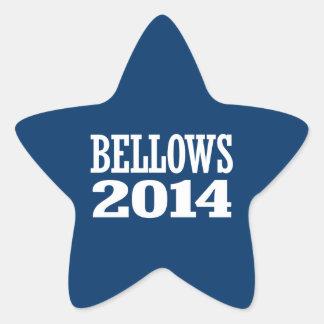 BELLOWS 2014 STICKER