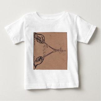 Bellows Test Baby T-Shirt