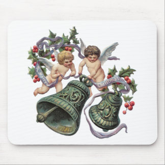 Bells and Angels Mouse Pad