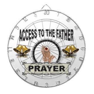 bells of prayer access dartboard