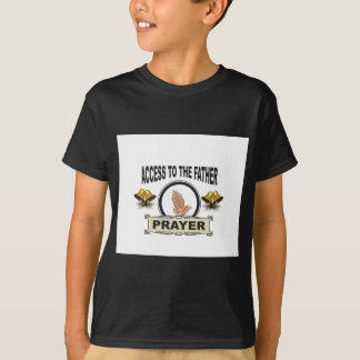 bells of prayer access T-Shirt