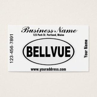 Bellvue Colorado Business Card