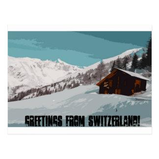 Bellwald, Switzerland, Kanton Valais Postcard