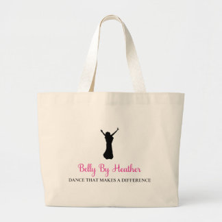Belly By Heather tote bag