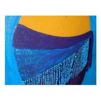 Belly Dance Gifts Postcard