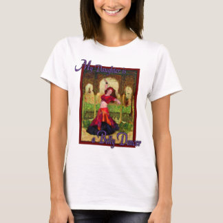 Belly dance t-shirt - daughter