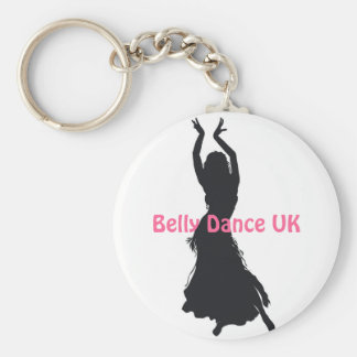 Belly Dance UK keychain
