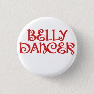 Belly Dancer 1 Inch Round Button