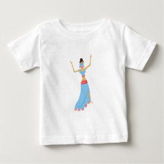 Belly Dancer Baby T-Shirt