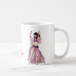 Belly Dancer Habibi Coffee Mug