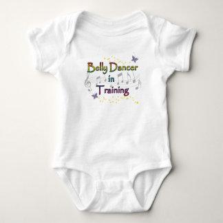 Belly Dancer in Training Baby Bodysuit