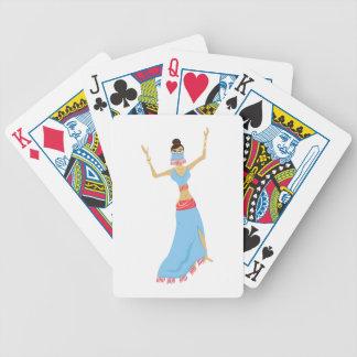 Belly Dancer Poker Deck