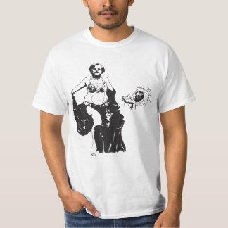 Belly dancer. T-Shirt