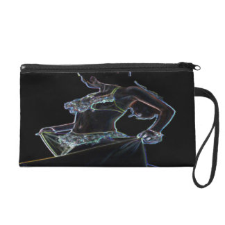 Belly Dancer - Wristlet