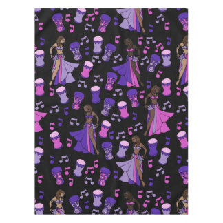 Belly Dancers Tablecloth
