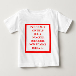 BELLY dancing Baby T-Shirt