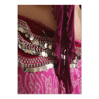 Belly Dancing Card