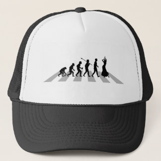 Belly Dancing Trucker Hat