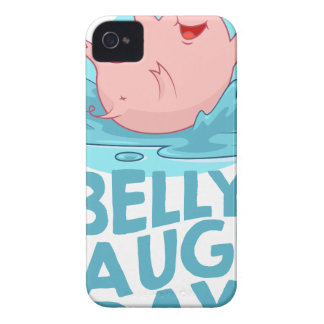 Belly Laugh Day - Appreciation Day Case-Mate iPhone 4 Case