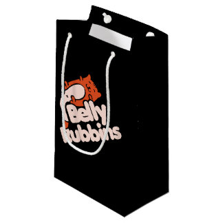 Belly Rubbins Small Gift Bag