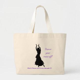 Bellydance Tote Bag
