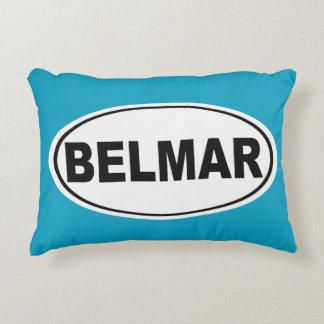 Belmar New Jersey Accent Pillow