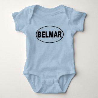 Belmar New Jersey Baby Bodysuit