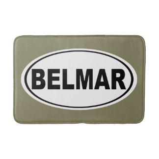 Belmar New Jersey Bath Mat