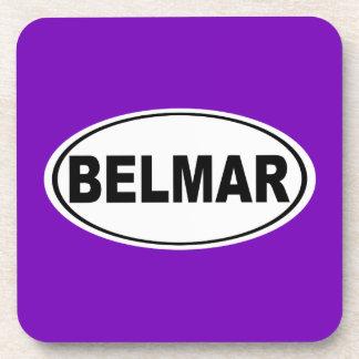 Belmar New Jersey Beverage Coasters