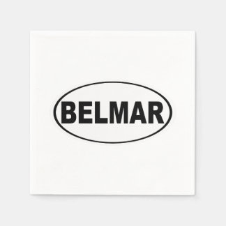 Belmar New Jersey Disposable Napkin