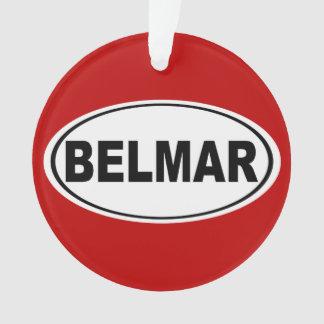 Belmar New Jersey Ornament