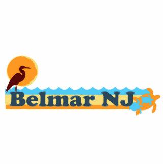 Belmar. Standing Photo Sculpture