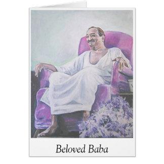 Beloved Baba Card