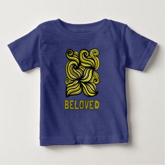 """""""Beloved"""" Baby Fine Jersey T-Shirt"""