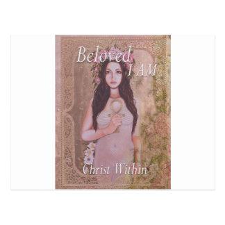 Beloved I Am Postcard