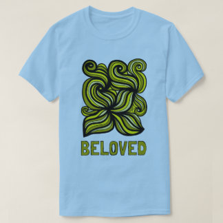 """Beloved"" Men's Basic T-Shirt"