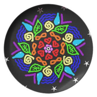 Beloved Presence Plate