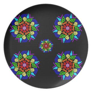 Beloved Presence Plates