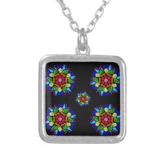 Beloved Presence Silver Plated Necklace