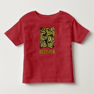 """Beloved"" Toddler Fine Jersey T-Shirt"