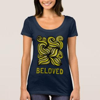 """""""Beloved"""" Women's Scoop Neck T-Shirt"""