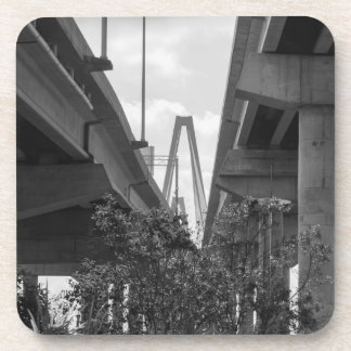 Below Arthur Ravenel Grayscale Drink Coasters