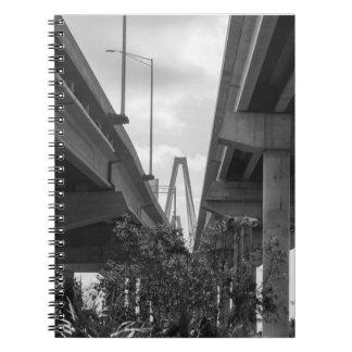 Below Arthur Ravenel Grayscale Notebooks