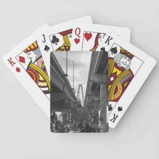 Below Arthur Ravenel Grayscale Poker Deck
