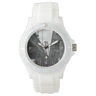 Below Arthur Ravenel Grayscale Wrist Watch