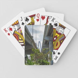 Below Arthur Ravenel Poker Deck